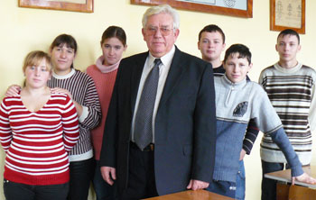 Александр Александрович Гребенштейн