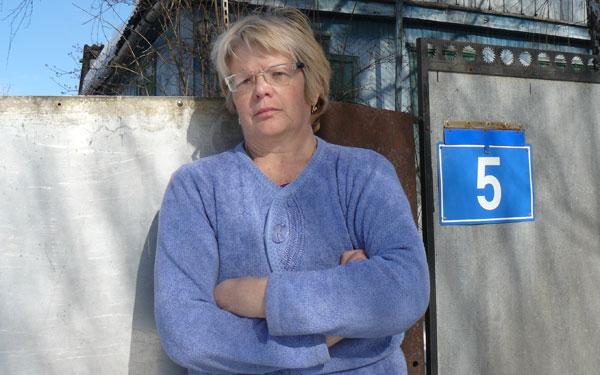 Ольга Лисицкая