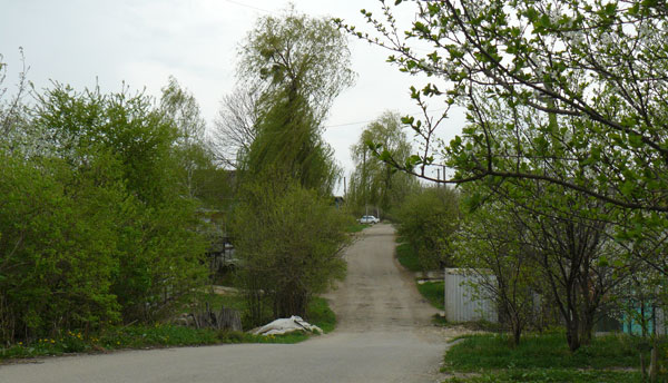 Улица Заболотнева