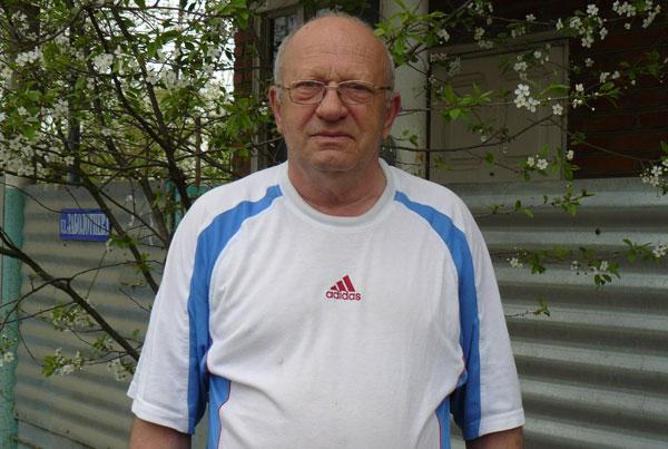 Виктор Захарович Помельников