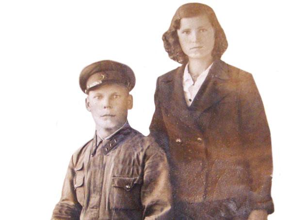 Степан и Серафима Ляликовы