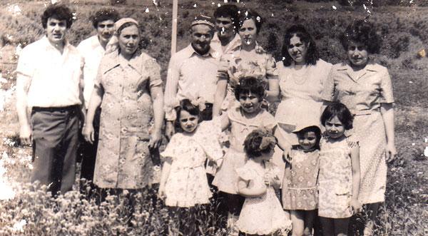 Семья Каракян