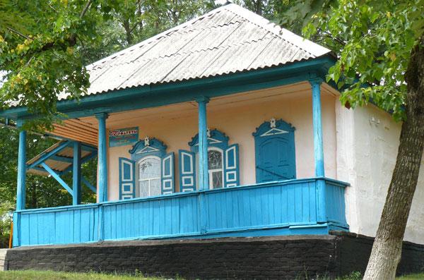 Дом на улице Красной
