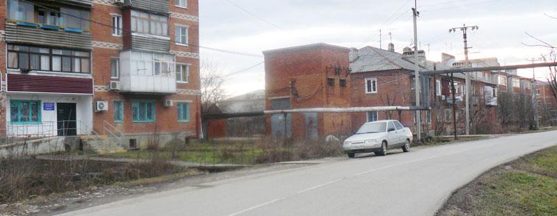 Улица Буденного
