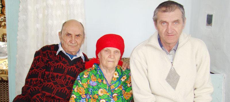 Семья Духиных