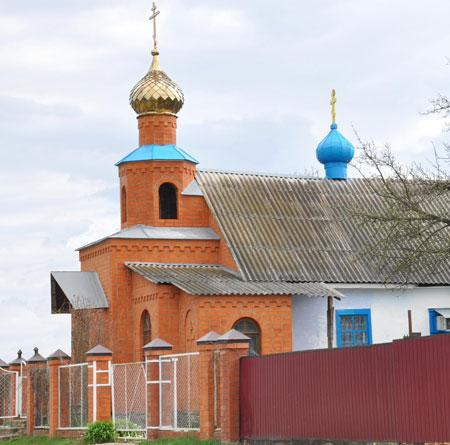 Храм на улице Новицкого