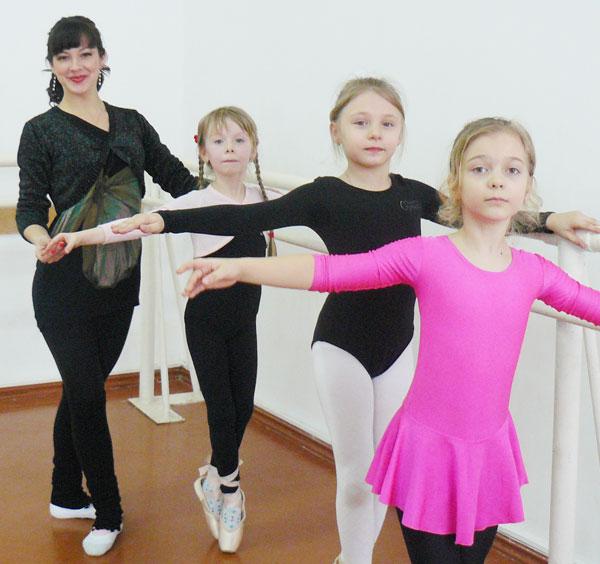 Один день с педагогом-хореографом