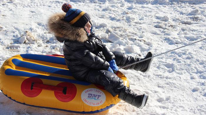 Зимняя радость для всех!
