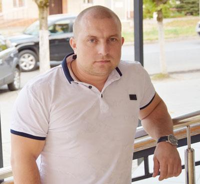 Виталий Бенчук