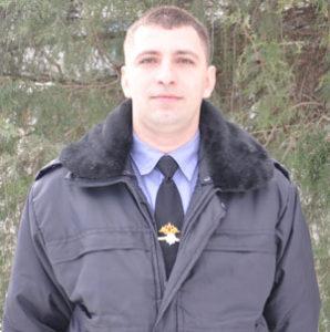 Атаман Роман Зинченко