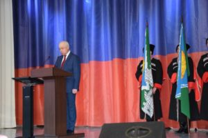 Сергей Иващенко торжественно вступил в должность главы