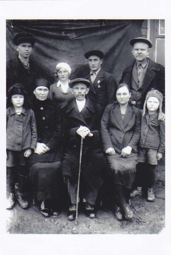 Семья Дульневых