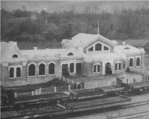 Железнодорожная станция Хадыженская