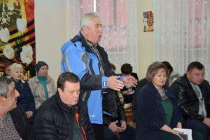 Открытая сессия совета  Кабардинского сельского поселения