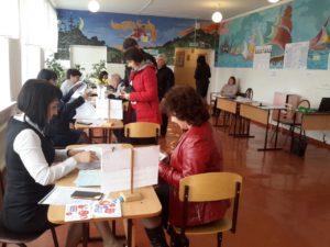 Поселковый избирательный участок 03- 30