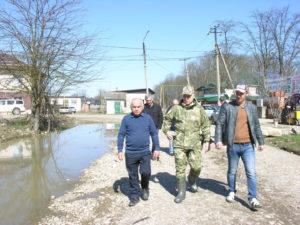 Сергей Иващенко побывал на нескольких объектах