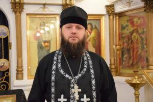 настоятель Хадыженского Свято-Ильинского храма священник Герман Осипов