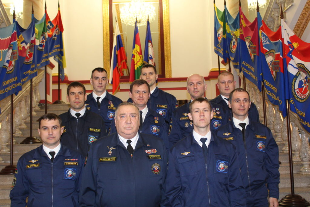 Аварийно-спасательная служба «Кубань-СПАС»