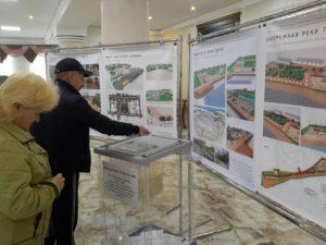 На участке 03-12 проходит голосование по отбору территории Апшеронского поселения по приоритетному проекту Формирование Комфортной Городской Среды