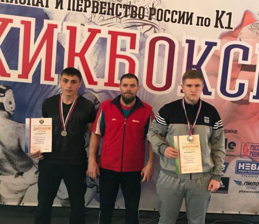 Победители чемпионата с тренером