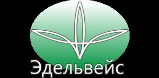 Логотип ТВ Эдельвейс